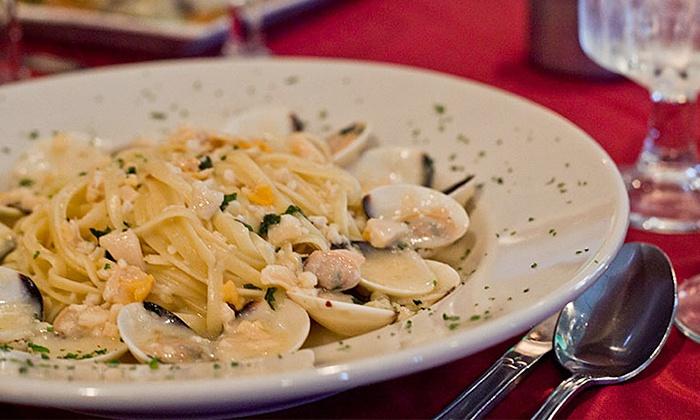Al Fresco Italian Restaurant - Deer Park: Italian Lunch or Dinner with Appetizer for Two at Al Fresco (Up to 43% Off)