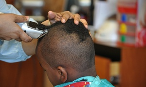 Hair Art by Rafael: One or Three Men's Haircuts at Hair Art by Rafael (Up to 55% Off)