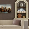 Cityscape 3-Piece Wood Wall Art from $39.99–$54.99
