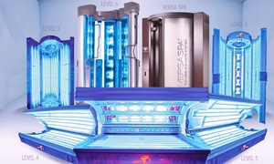 Tan 4 Life: Up to 74% Off Spray Tans and Tanning Packages at Tan 4 Life