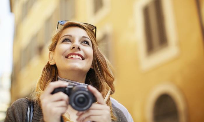 """Corso di fotografia """"Vivi Napoli fotografando"""" da Skypressphoto Studio Fotografico (sconto fino a 92%)"""