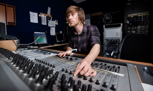 Trackset Recording Studios: $45 for $90 Worth of Recording-Studio Rental — Trackset Recording Studios