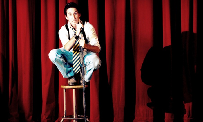 LYGO DC - Multiple Locations: Standup Comedy Show Presented by LYGO DC (Up to Half Off)