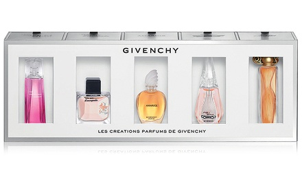 Givenchy Les Creations Parfums 5-Piece Mini Fragrance Gift Set