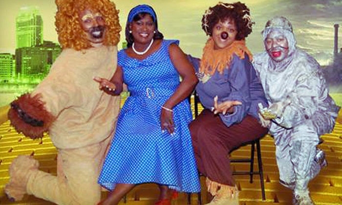 """""""The Wiz"""" - Garfield Heights: """"The Wiz"""" at Garfield Heights Center for the Performing Arts on July 27 (Up to $19.99 Value)"""
