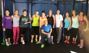 Tru Fit Boot Camp: $49 for One Month of Unlimited Bootcamp Classes at Tru Fit Boot Camp ($227 Value)