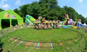 Frajda Park: Wejście do Frajda Parku dla 1 dziecka i 2 osób dorosłych za 22,99 zł i więcej opcji (do -32%)