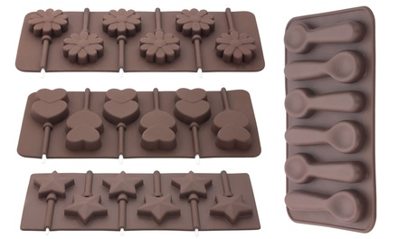 tala silicone chocolate moulds from groupon uk