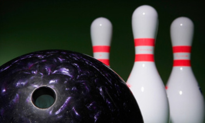Liberty Lanes - Liberty Lanes: $22 for Three Hours of Glow Bowling and Four Shoe Rentals at Liberty Lanes in Largo ($48 Value)