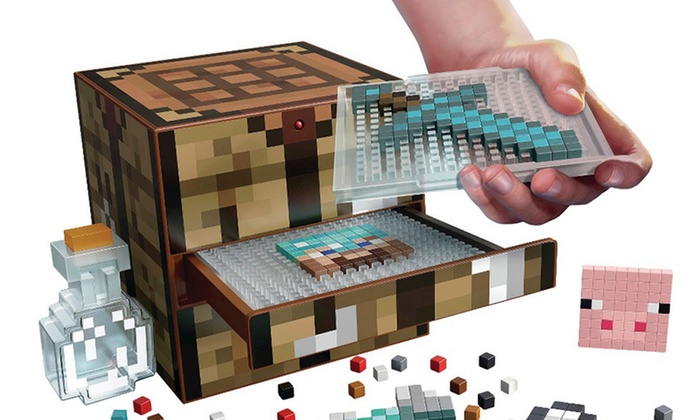 Wondrous Minecraft Crafting Table Groupon Goods Download Free Architecture Designs Barepgrimeyleaguecom
