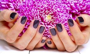Officina del benessere: 3 o 5 manicure e pedicure estetiche con applicazione smalto al centro Officina del Benessere (sconto fino a 87%)
