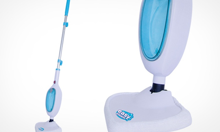 Groupon Goods Global GmbH: 1300W Steam Mop from £29.99 With Free Delivery (Up to 64% Off)