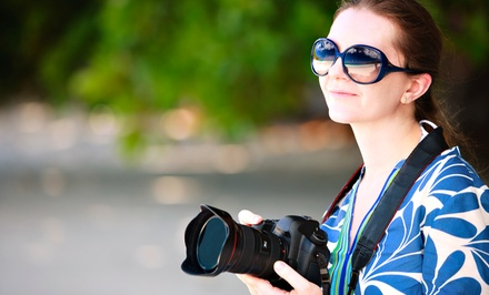 $99 for a Five-Hour Digital-Photography Class on May 4 or 10 from Gene Taylor Photography ($229 Value)