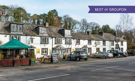 Cumbria: 1 or 2 Nights for Two with Breakfast, Early Check-In and Option for Doggy Pack at the 4* Royal Oak Appleby