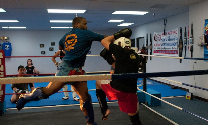 Megalodon MMA - Watkinsville: Four Weeks of Unlimited Martial Arts Classes at Megalodon Gym (57% Off)