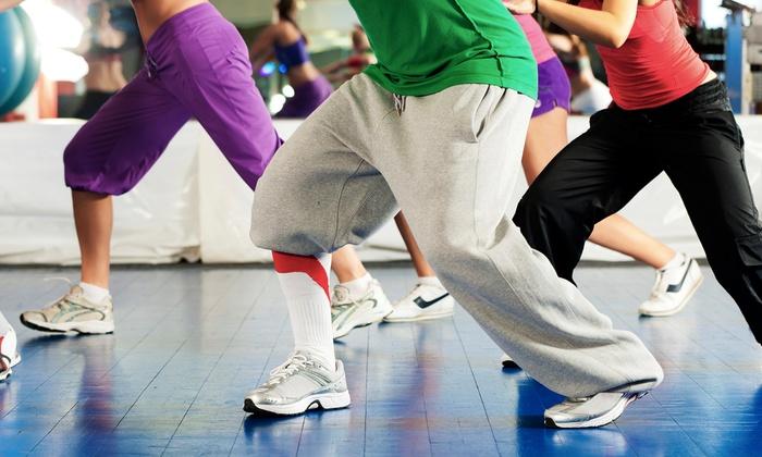 Smiling Faces Dance Studio & Soca-Calypso Aerobics - Multiple Locations: 10 or 20 Soca Zumba Classes at Smiling Faces Dance Studio & Soca-Calypso Aerobics (Up to 56% Off)