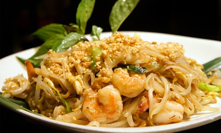$27 for Prix-Fixe Dinner for Two at Typhoon Asian Bistro (Up to a $48 Value)