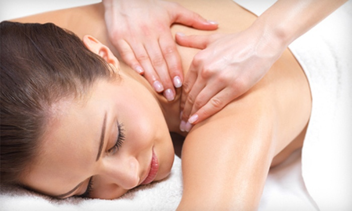 Design One Salon & Spa - Midlothian: Swedish or Therapeutic Massage or Hot-Stone Massage at Design One Salon & Spa in Midlothian (Up to 53% Off)