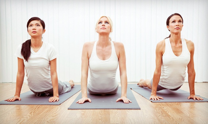 Center Street Yoga - Westminster: 10 or 20 Yoga Classes at Center Street Yoga (Up to 77% Off)