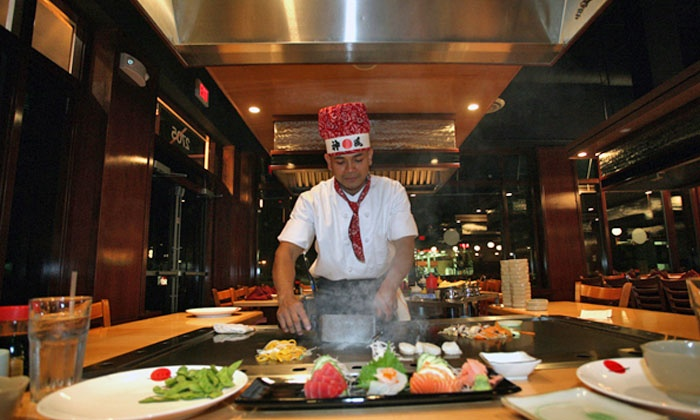 Tokyo Anese Steak House Alexandria Downtown Cuisine At