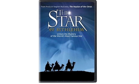 The Star of Bethlehem: Unlock the Mystery of the World's Most Famous Star DVD b7992836-8780-11e7-a4b6-00259069d7cc