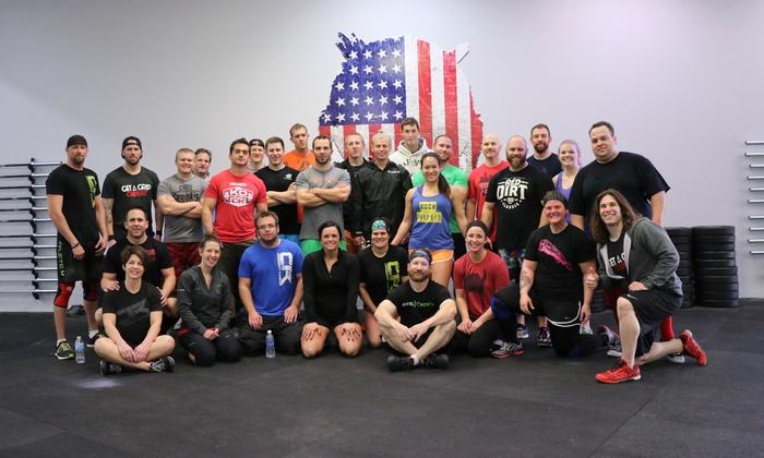Get A Grip Crossfit - Warwick 5: Four Weeks of Unlimited CrossFit Classes at Get A Grip CrossFit (65% Off)