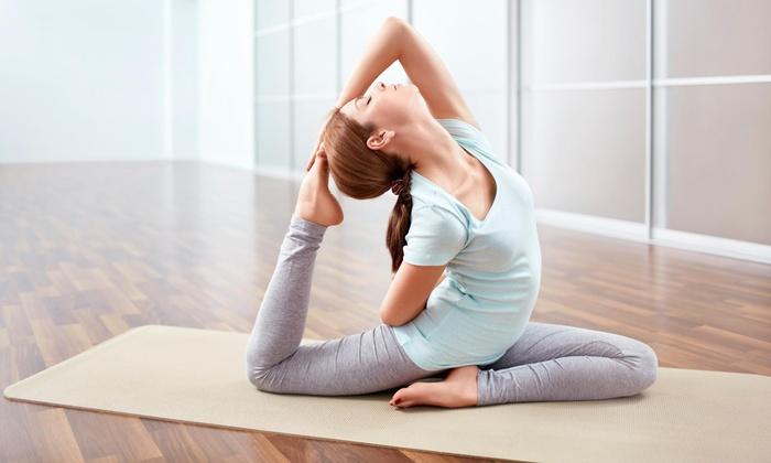 Earth Wellness Yoga - Greenpoint: Two Yoga Classes at Earth Wellness Yoga (63% Off)