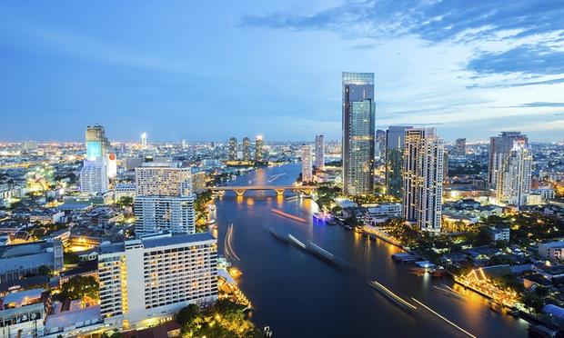 Bangkok: Asia Hotel + Thai Airways Flights 6
