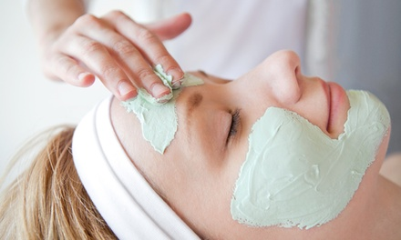 One, Two, or Three 60-Minute Deep Pore Cleansing or Anti-Aging Facials at Bliss Spa & Nails (55% Off)