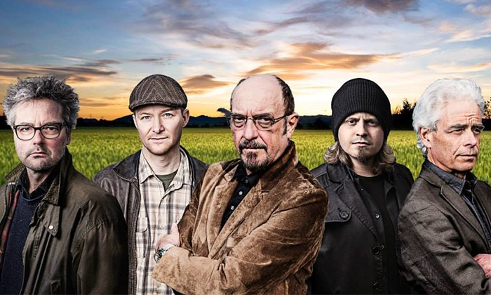 Jethro Tull  - Embassy Theatre: Jethro Tull Featuring Ian Anderson on April 7 at 8 p.m.