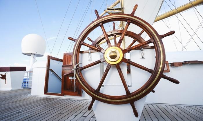 Scainetti Sail - Più sedi: Scainetti Sail - Corso per patente nautica entro o oltre le 12 miglia da 139 €