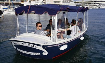 Up to 46% Off Electric-Boat Rental from Newport Fun Tours