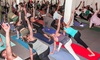 Left Coast Power Yoga - Uptown Location: $39 for 10 Power Yoga Classes at Left Coast Power Yoga ($139 Value)