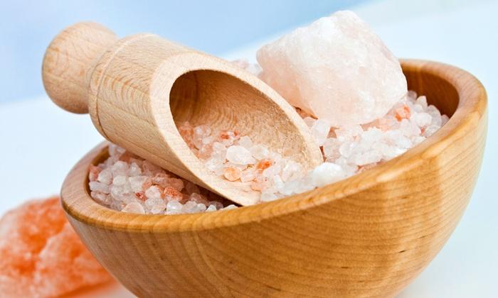 SALE E SALUTE - SALE E SALUTE: 3, 5 o 10 ingressi in grotta di sale o in più lettini con pietre di giada da 19,90 €