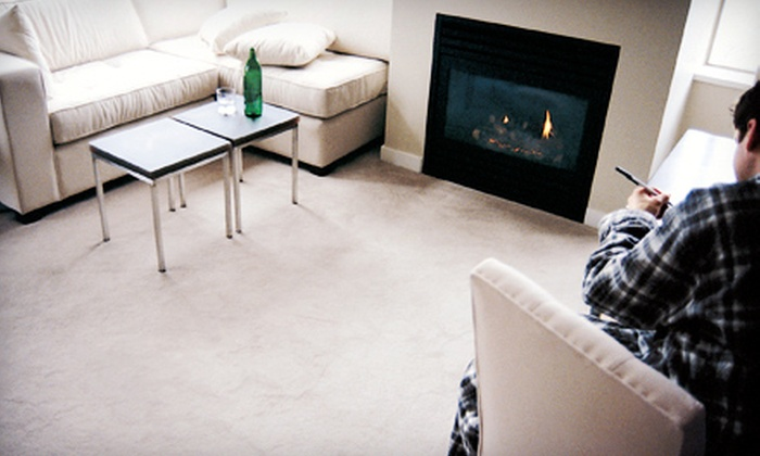 ServiceMaster of Columbine - Evergreen: $79 for the Carpet Cleaning of Two Rooms and One Hallway from ServiceMaster of Columbine ($180 Value)