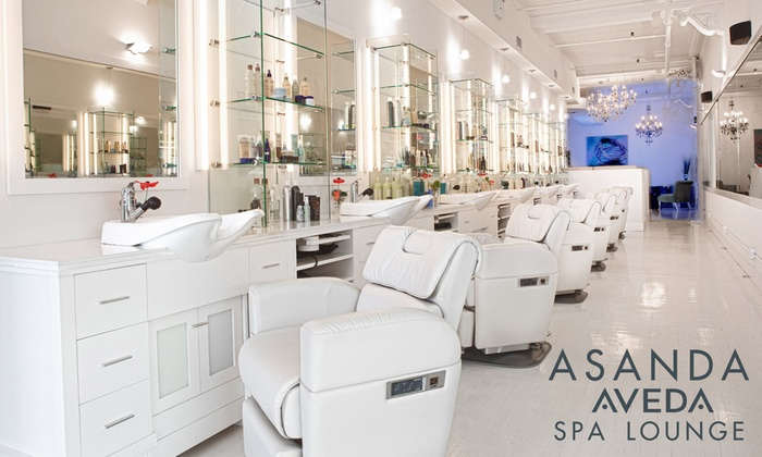 Up To 57 Off Mages And S At Asanda Aveda Spa Lounge