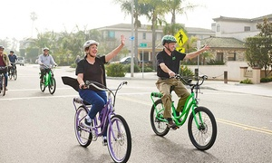 Pedego Greater Long Beach: $50 for Two All-Day Pedego Electric Bike Rentals at Pedego Greater Long Beach ($100 Value)