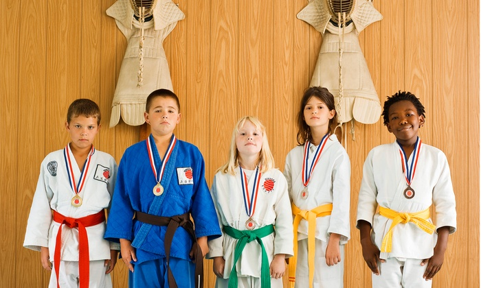 B Street Martial Arts - Downtown: 10 or 20 Tae Kwon Do Classes with Uniform at B Street Martial Arts (Up to 79% Off)