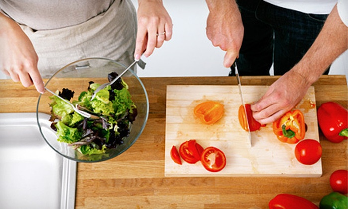 Chef Ellen - Houston: Two-Hour, Hands-on Teach Me to Cook Class for One or Two from Chef Ellen (Up to 55% Off)