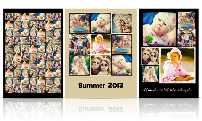 """MailPix: $5 for a Custom 12""""x12"""" Photo Poster from MailPix ($16 Value)"""
