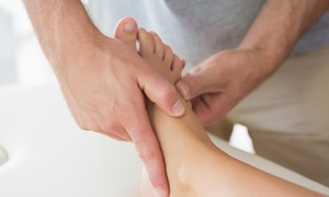 Healthy Foot Care: 30-Minute Massage with Relexology Treatment from Healthy foot care  (45% Off)