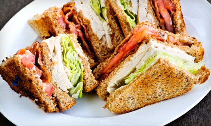 Maxum Bar & Grill - Hinsdale: Pub Food at Maxum Bar & Grill (Half Off). Two Options Available.