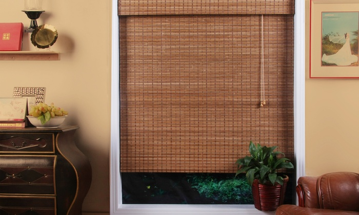 ginger bamboo treatments pdx roman bloomsbury blinds indian window wayfair shade reviews market