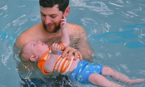 Northern Stars Swim School: From $35 (Plus $25 Registration Fee) for Five Learn to Swim Classes at Northern Stars Swim School (Up to $90 Value)