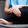 Shellac Manicure or Pedicure