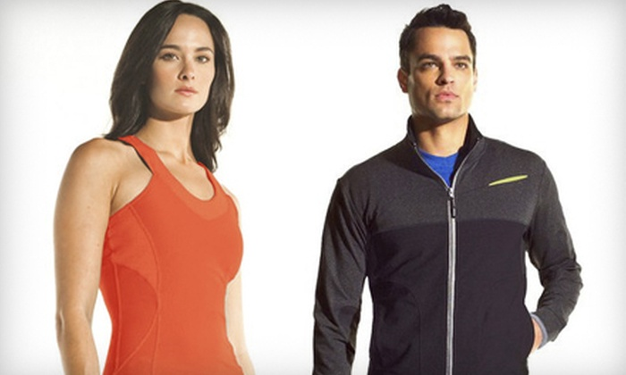 Slice Athletic Wear - Albert Park: $20 for $40 Worth of Apparel at Slice Athletic Wear
