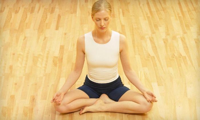 Bikram Yoga Fort Lauderdale - Poinciana Park: $45 for One Month of Unlimited Bikram Yoga Classes at Bikram Yoga Fort Lauderdale ($150 Value)