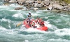 Up to 62% Off Introductory Whitewater Rafting Tour