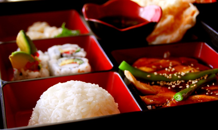 Shanghai Osaka - Southeast Nashua: Chinese and Japanese Fusion Food at Shanghai Osaka (40% Off). Three Options Available.