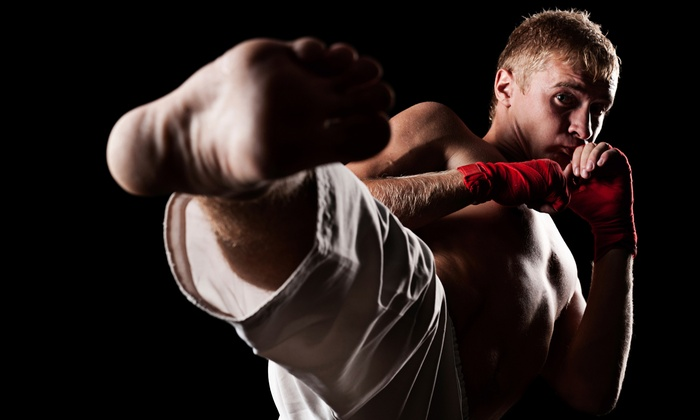 Hybrid Academy of Mixed Martial Arts - Green Brook: 4 or 10 Kickboxing Classes for Kids and Adults at Hybrid Academy of Mixed Martial Arts (74% Off)